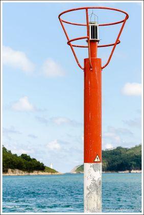 Faro del puerto de O Barqueiro